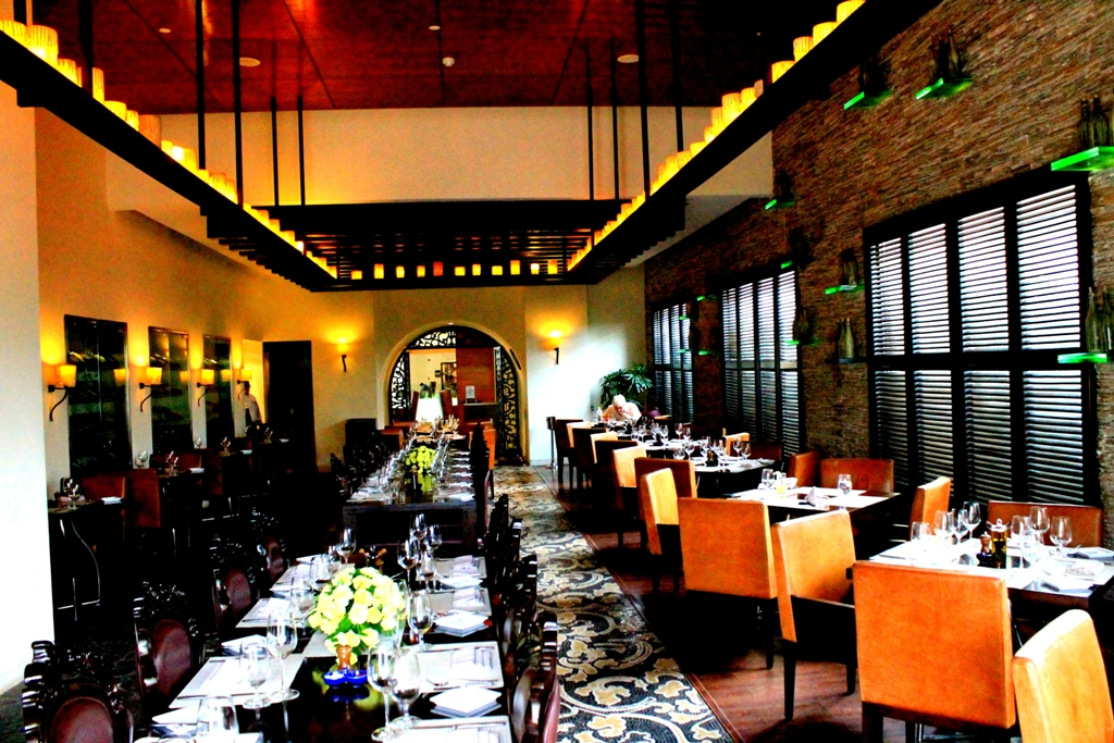 Italian cuisine, Grand Hotel New Delhi, restaurant reviews, food bloggers