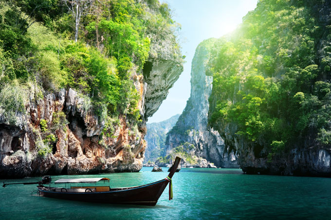 Best places to see in Thailand
