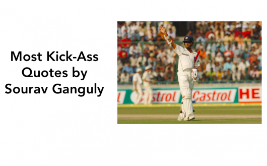 quotes by sourav ganguly