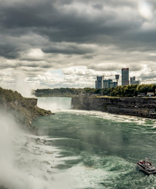 Niagara Falls - waterfalls - Canada, USA
