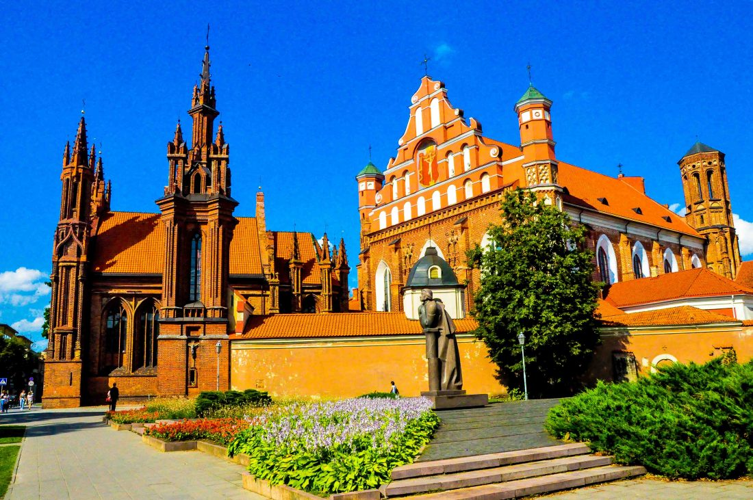 Lithuania Europe Travel